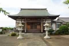 函南町 香徳寺 本堂 東屋